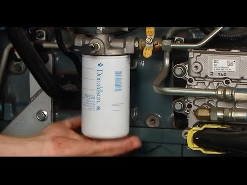 Detroit™ DD Fuel Filter Replacements│Donaldson Engine & Vehicle