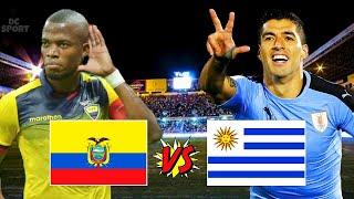 Ecuador vs Uruguay Eliminatorias Sudamericanas Qatar 2022 / Previa
