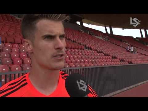 LSTV: Grasshopper Club Zurich - Lausanne-Sport, interview d'après-match