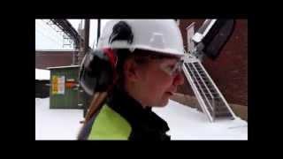 Sommarjobb på Stålverket SSAB i Oxelösund