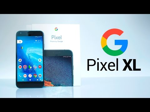 Google Pixel XL - Unboxing & Review (after...