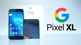 Google Pixel XL - Unboxing & Initial Review after 3+ weeks of use! ...