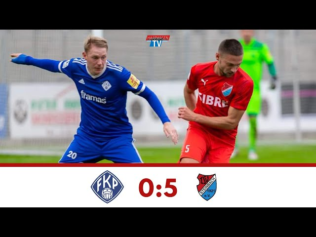 FK Pirmasens - TSV Steinbach Haiger 0:5 (Regionalliga Südwest 2019/20 I #FKPTSV )