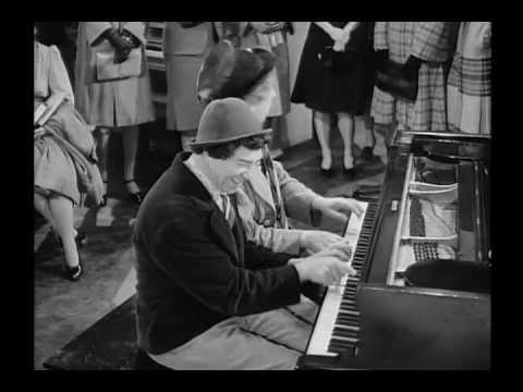 The Big Store  Piano   The Marx Brothers
