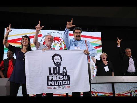 Presidente Maduro en Asamblea Internacional de Los Pueblos, 26 febrero 2019