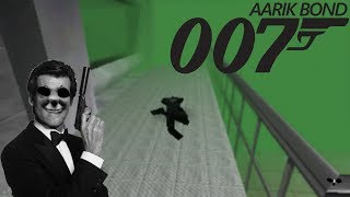 GoldenEye 007 - Aarik Bond's First Day On The Job