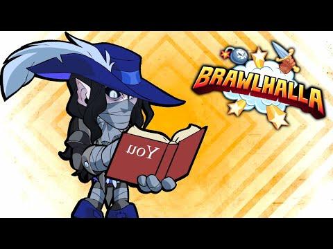 VOLKOV • Brawlhalla 1v1 Gameplay - 동영상