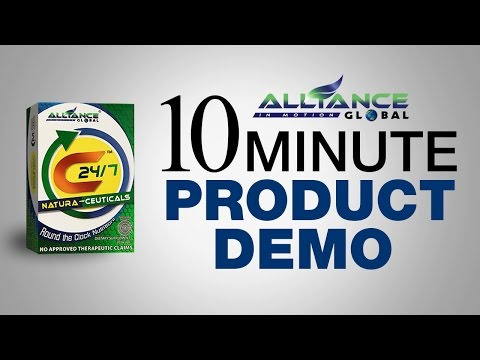 10 Minute Product Demo (AIM Global) [English]