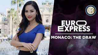 EURO EXPRESS | MONACO: THE DRAW | UEFA CHAMPIONS LEAGUE 2019/20 🇲🇨⚫🔵🏆 [SUB ENG + ITA]