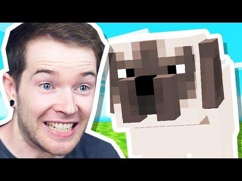 Someone Added PUGS To Minecraft!