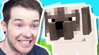 Someone Added PUGS to Minecraft!