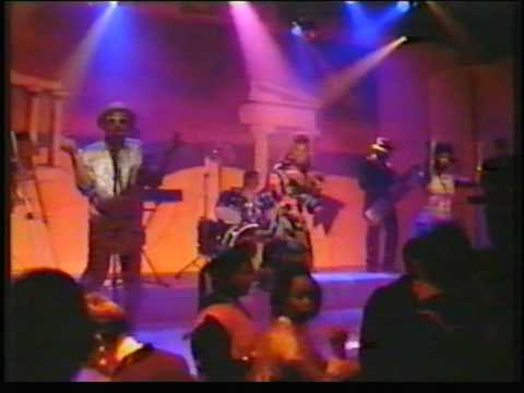 SOS Band - The Finest - rare 'live' footage