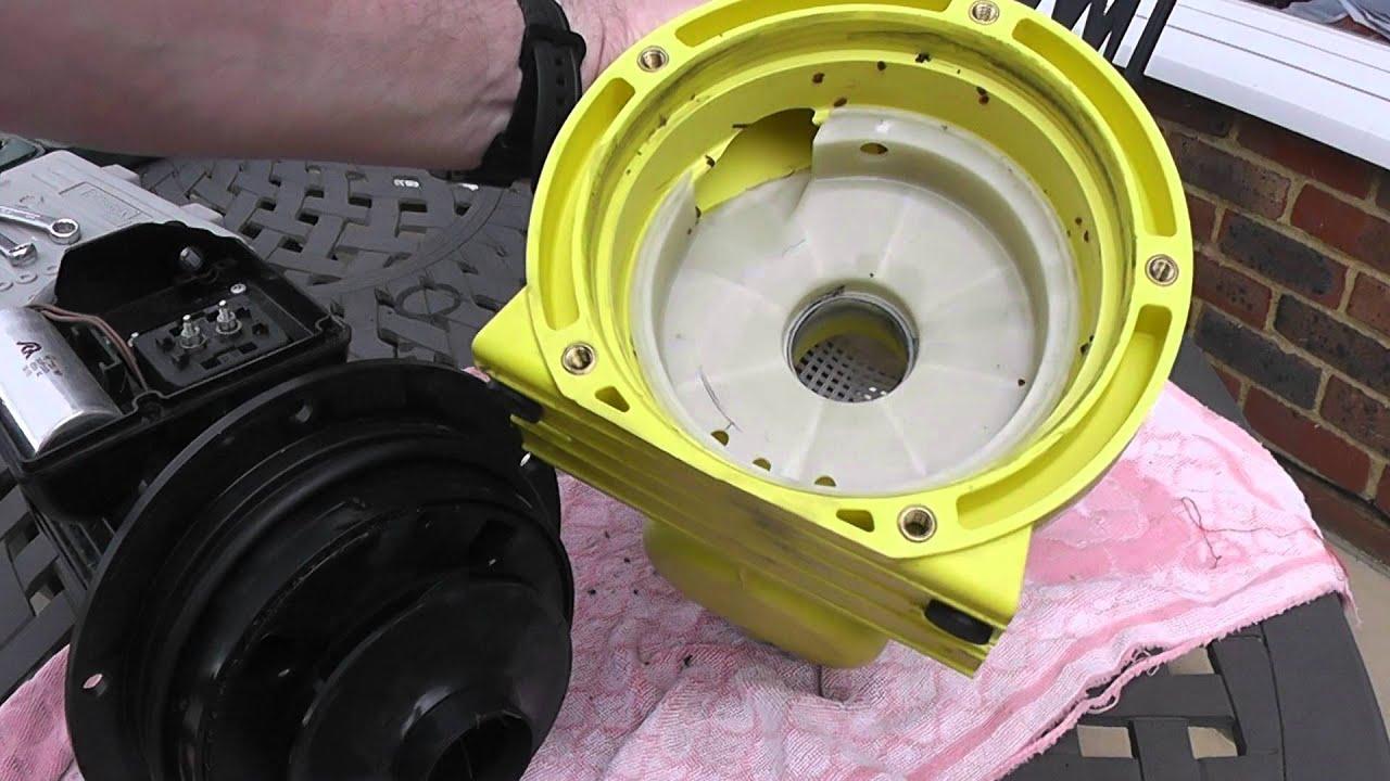 Diy swimming pool pump repair save yourself a fortune certikin pump youtube Swimming pool pump replacement