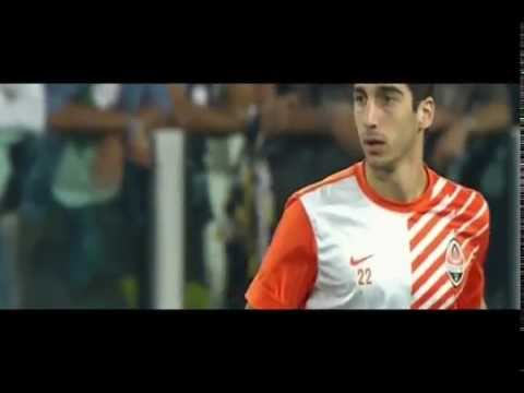 H. Mkhitaryan In Champions League 2012-2013