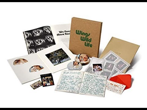 Wings Wild Life - Super Deluxe Edition - Paul McCartney Archive Collection Mp3