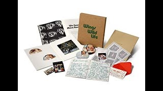 Baixar Wings Wild Life - Super Deluxe Edition - Paul McCartney Archive Collection