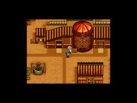 Ich spiele: Harvest Moon #049 - Man sieht ROT, auch Nachts um 2! [HIGAN] [Emulator] [SNES]