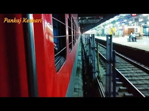 12393 Sampoorna Kranti Express Ignoring Allahabad Jn || Major Skip