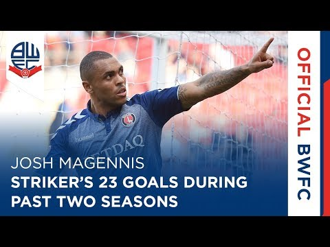 JOSH MAGENNIS | Striker's 23 goals during the past two seasons