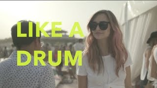 "Guy Sebastian-""Like A Drum"" Chainsmokers Remix [MUSIC VIDEO]"