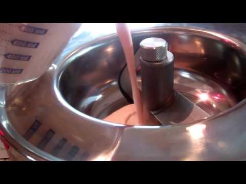 Lello 4080 Musso Lussino 1.5qt Ice Cream Maker Review