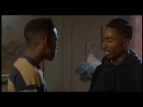 Tupac In Juice Fight Scene