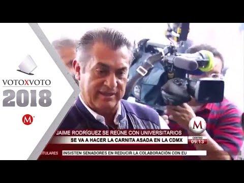 El Bronco' pagará multa del INE por falsificar firmas
