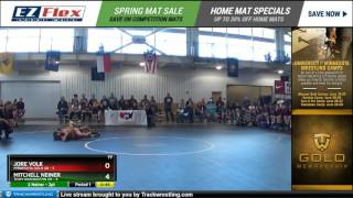77 Jore Volk Minnesota Gold GR vs Mitchell Neiner Team Washington GR 6914829104