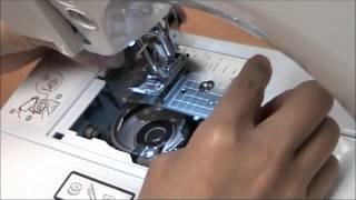 [brother] 家用縫紉機 - 縫紉技巧教學 縫紉機清潔方法