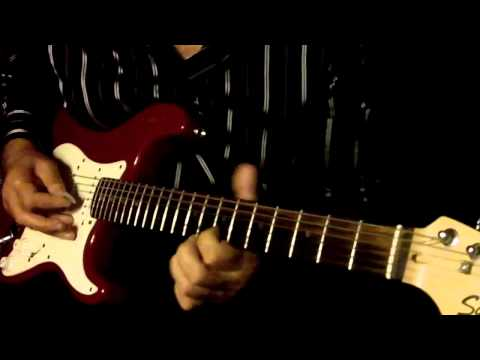 Khoya Khoya Chand ..Guitar Instrumental...Please use headphones for better sound...{:-)