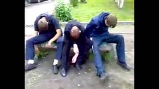 Три русских богатыря объелись бутирата. Жесть!