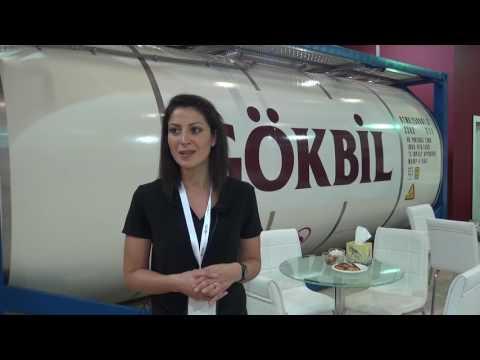 Gökbil – Ece Dizdar - Turkchem Chem Show Eurasia 2016 Röportajı