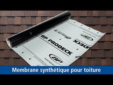 Prodeck Membrane Pour Toiture