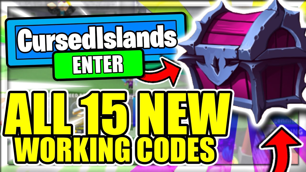 Cursed Islands Codes Roblox July 2020 Mejoress