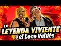 El Loco Valdés y Súper Escorpión Dorado Al Volante SIN CENSURA!!