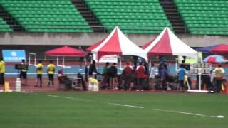 104高雄全運會男子400公尺跨欄決賽