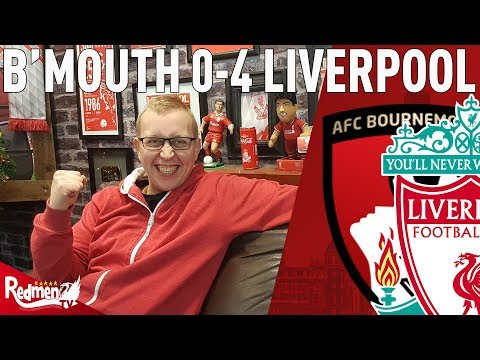 Job Done. Roll On Arsenal! | Bournemouth v Liverpool 0-4 | Chris' Match Reaction