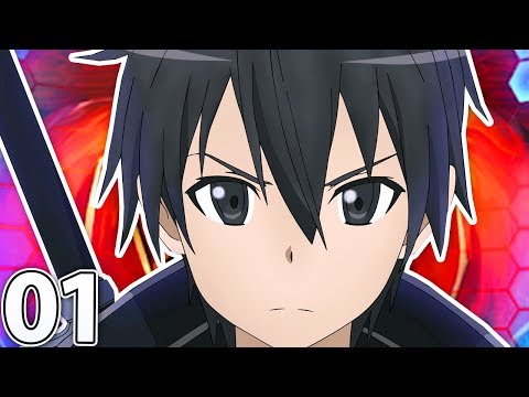CHARACTER CREATION! | Sword Art Online: Integral Factor Gameplay Walkthrough Part 1 (Android / IOS)