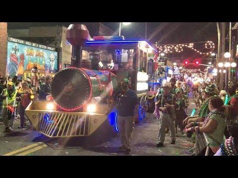 Best Parade Ever! Saint Patricks Day Parade! Ybor City, Tampa Florida!