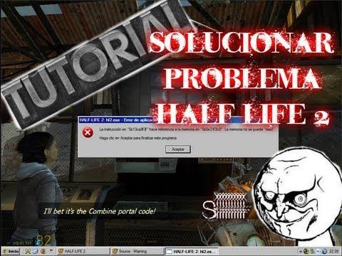 COMO ABRIR CONSOLA HALF LIFE 2 :D HD 1080P | FunnyDog TV