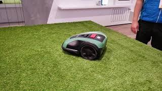 Bosch Autonomous Lawnmower #CES2019