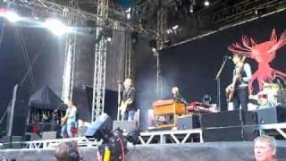 Ulf Lundell - Folket bygger landet (Konsertfesten 2010, Norrporten Arena, Sundsvall 20100806)