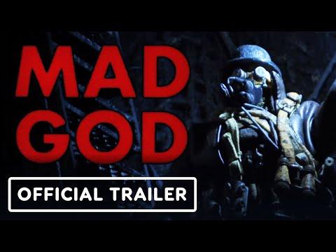 Phil Tippett's Mad God - Official Teaser Trailer (2021)
