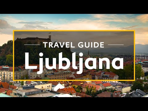 Ljubljana Vacation Travel Guide | Expedia