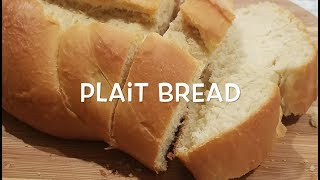 Plait Bread || Guyana Bread- Episode 33