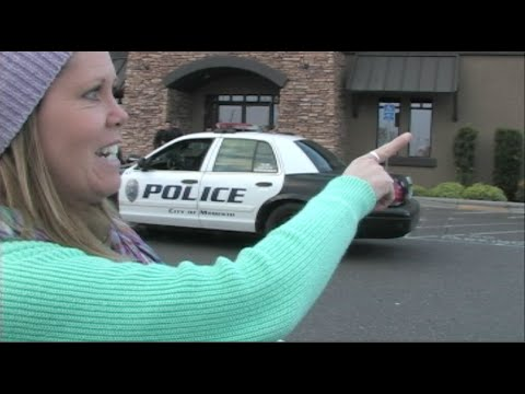 Several People Chase A Purse Snatcher In Modesto, California - News Interview