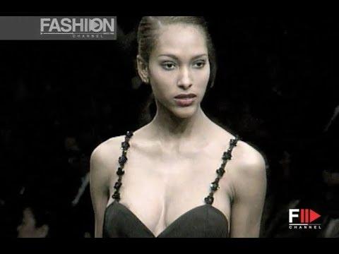 MARIELLA BURANI Fall 1994/1995 Paris - Fashion Channel