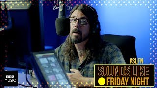 What happened when Greg James made Dave Grohl became a continuity a...