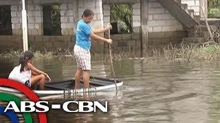 Bandila: Daan-daang pamilya sa Bulacan, inilikas dahil sa banta ng Bagyong 'Ompong'
