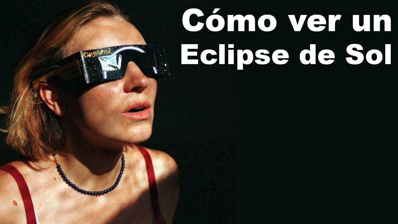 Qué pasa si miras un Eclipse sin Protección?